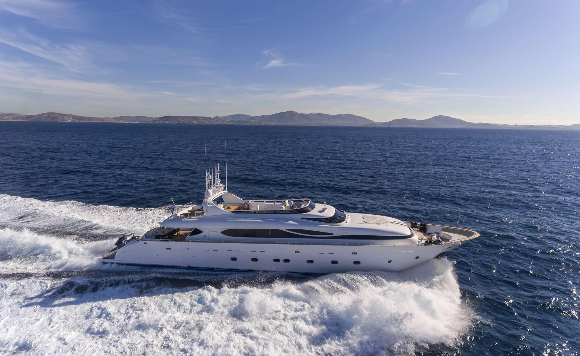 Main image of PARIS A yacht