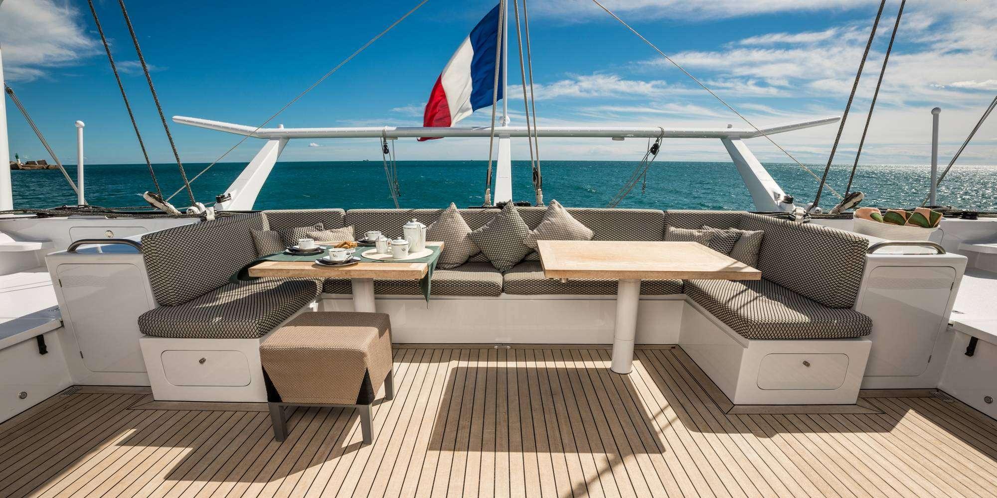 MAGIC CAT yacht image # 17