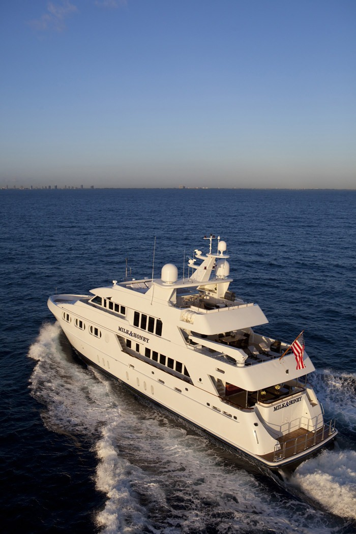 MILK & HONEY yacht image # 16