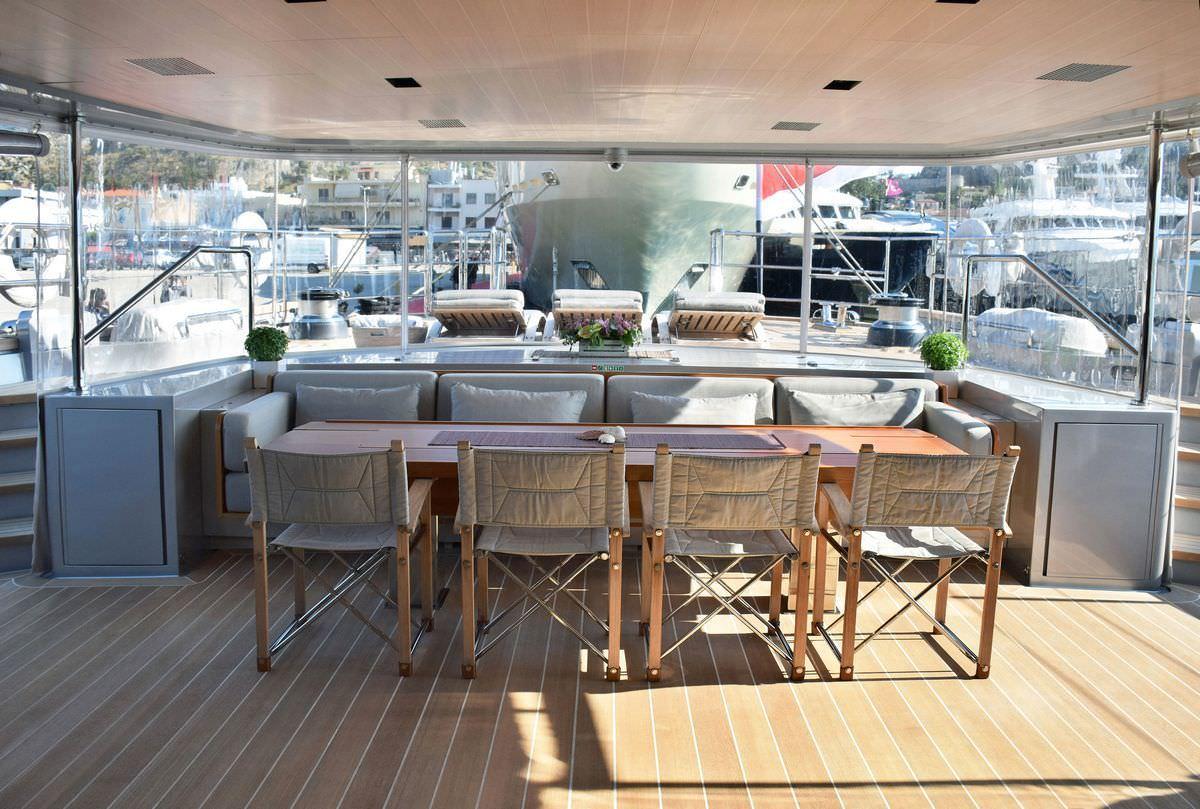 Image of BARACUDA VALLETTA yacht #4