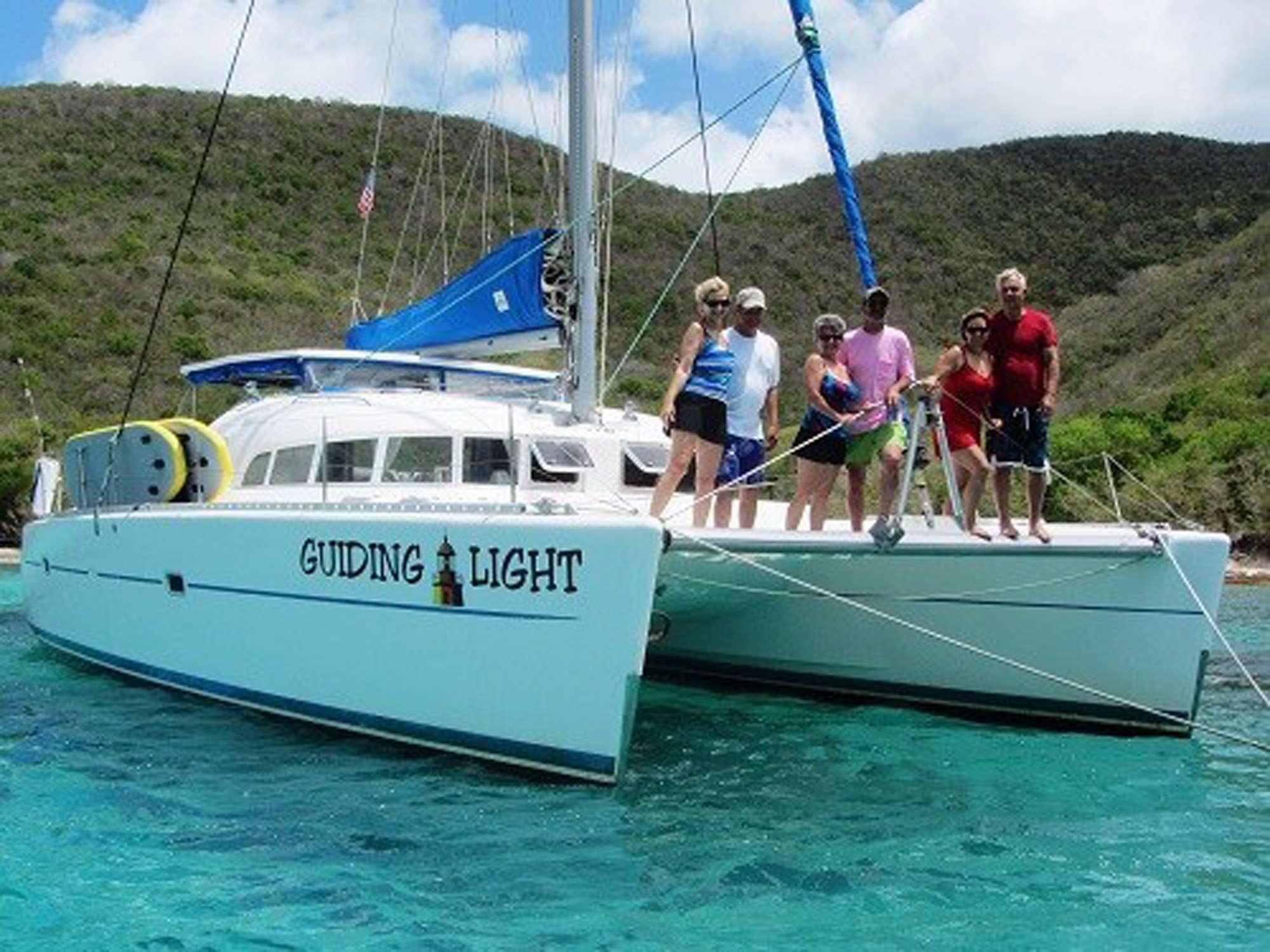 GUIDING LIGHT yacht image # 14