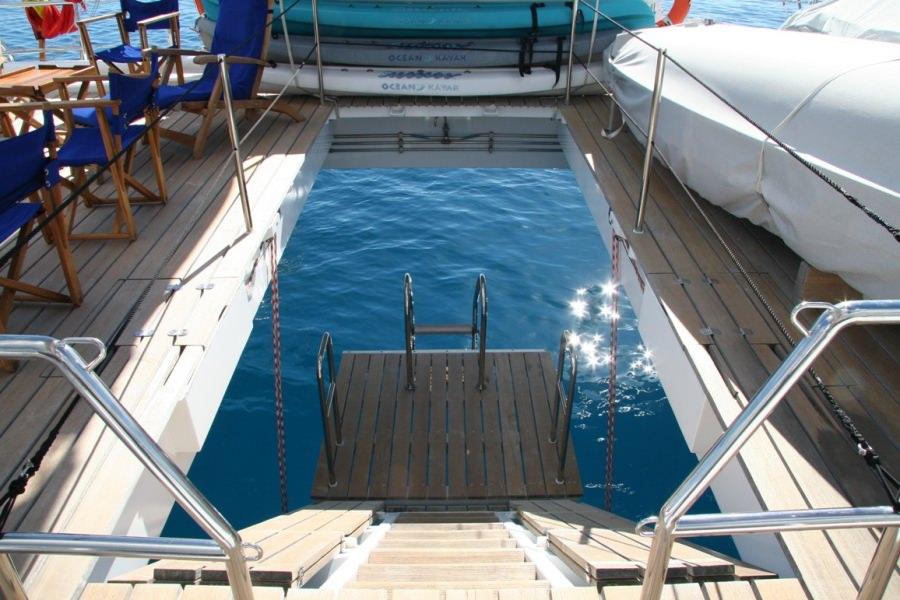 Image of DOUCE FRANCE yacht #14