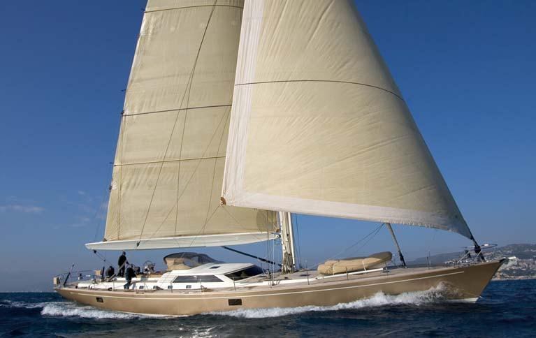 Image of DHARMA yacht #8