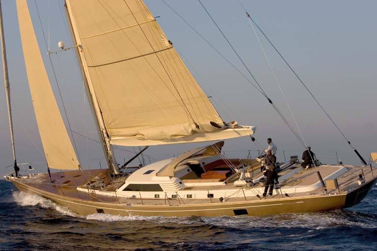 Image of DHARMA yacht #10