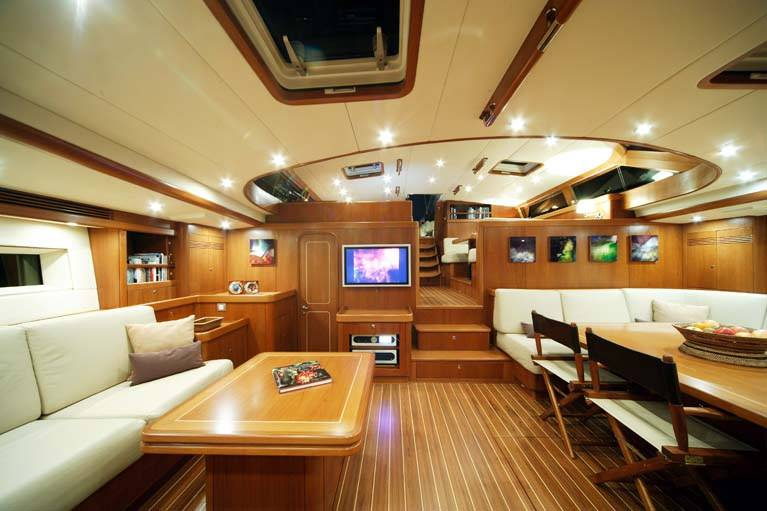 Image of DHARMA yacht #3