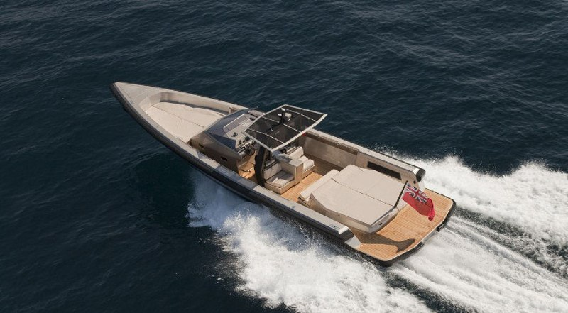 Image of DARK SHADOW yacht #15