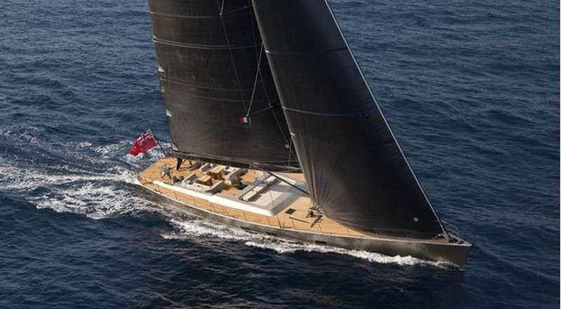 Image of DARK SHADOW yacht #5