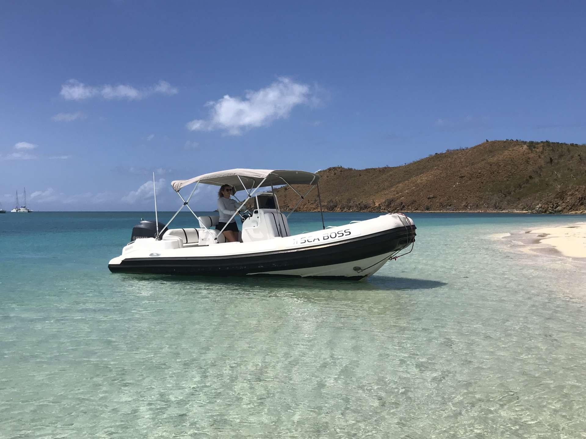 Image of SEA BOSS yacht #9