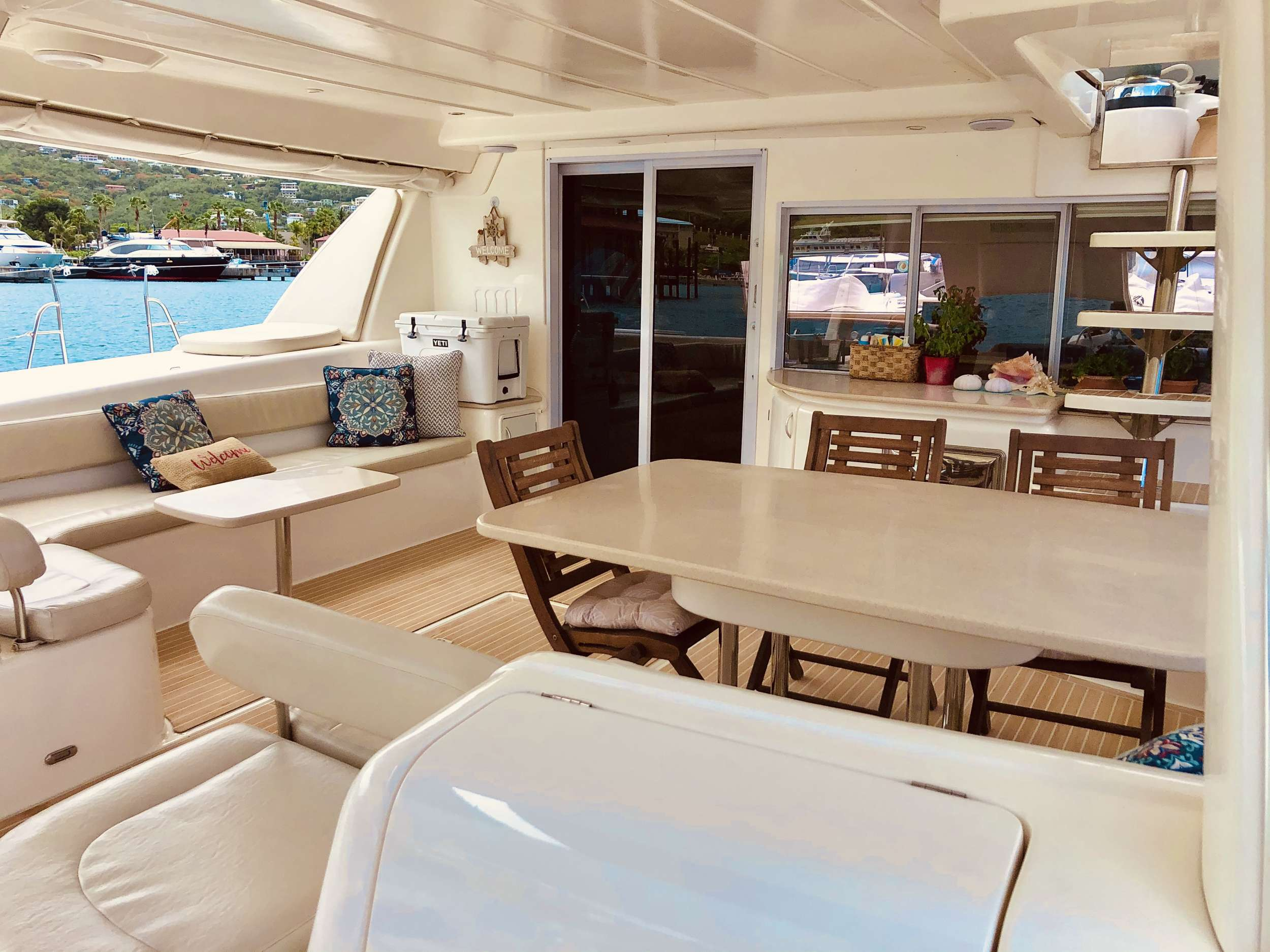 Image of GOOD VIBRATIONS L62 yacht #17