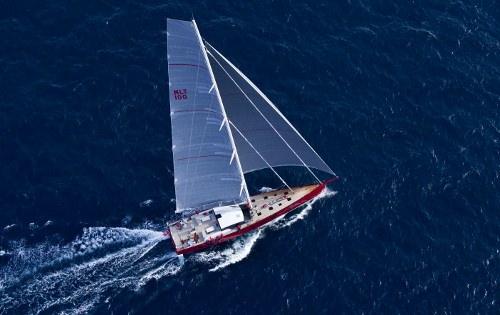 Image of NOMAD IV yacht #11