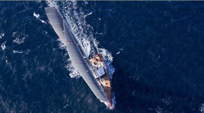 Image of NOMAD IV yacht #16