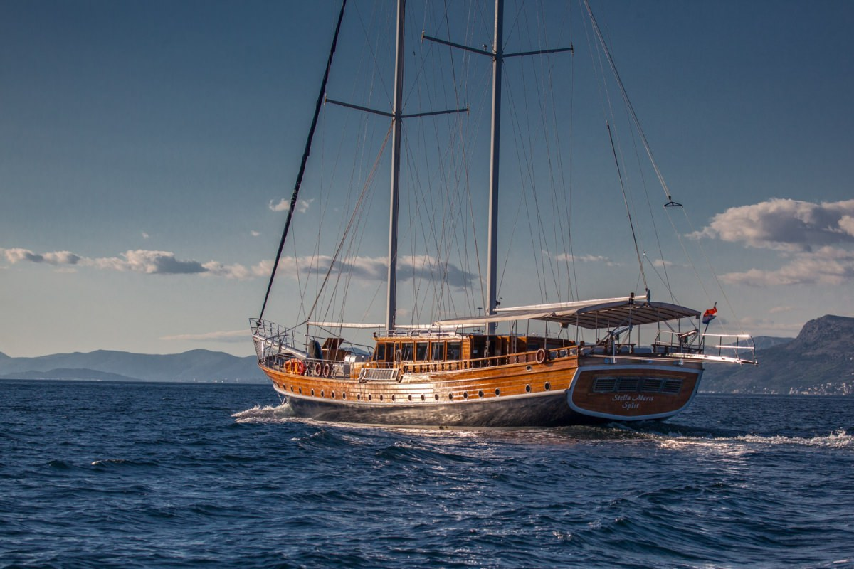 Image of STELLA MARIS yacht #19