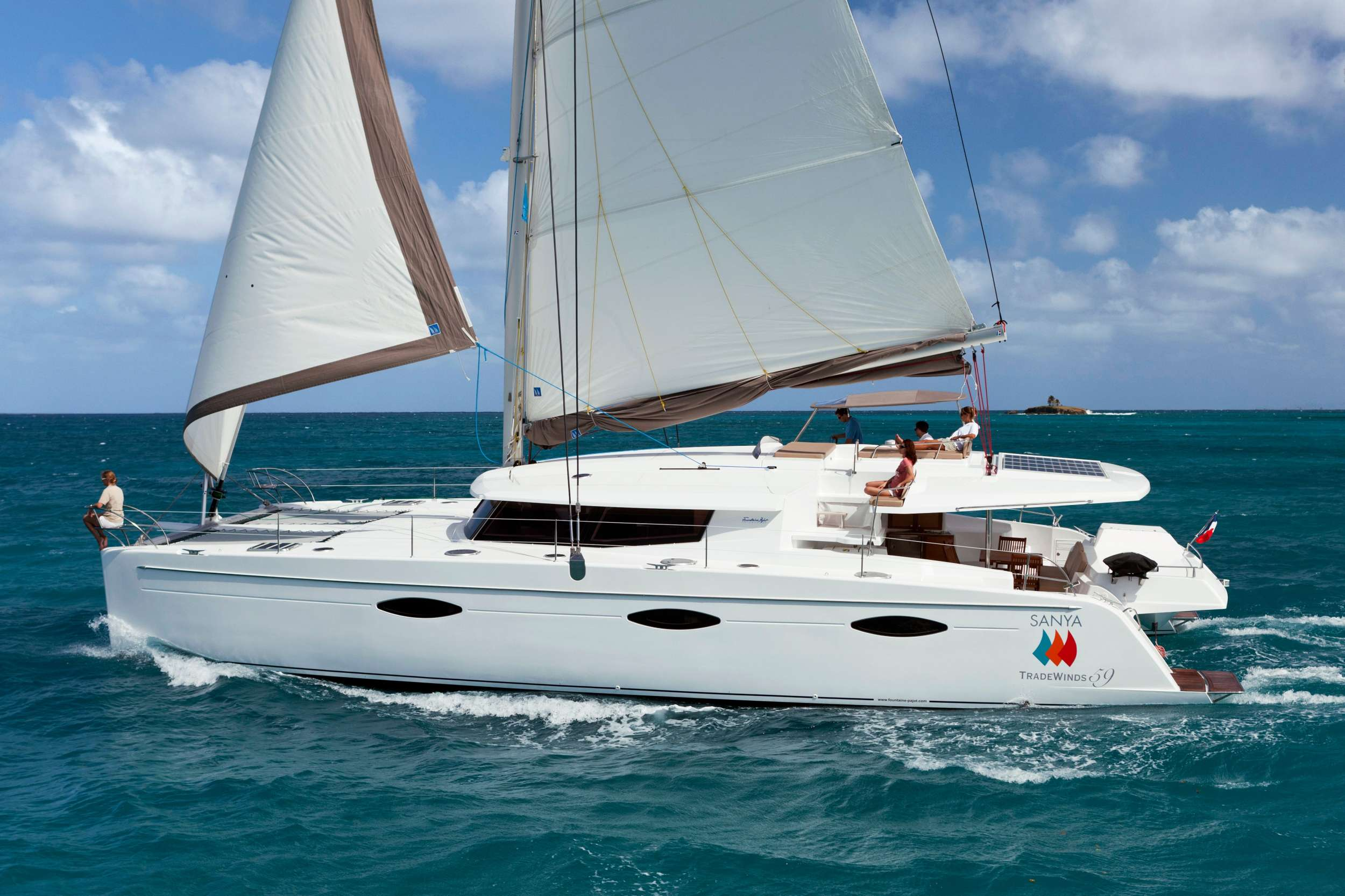 Main image of ALIVE yacht