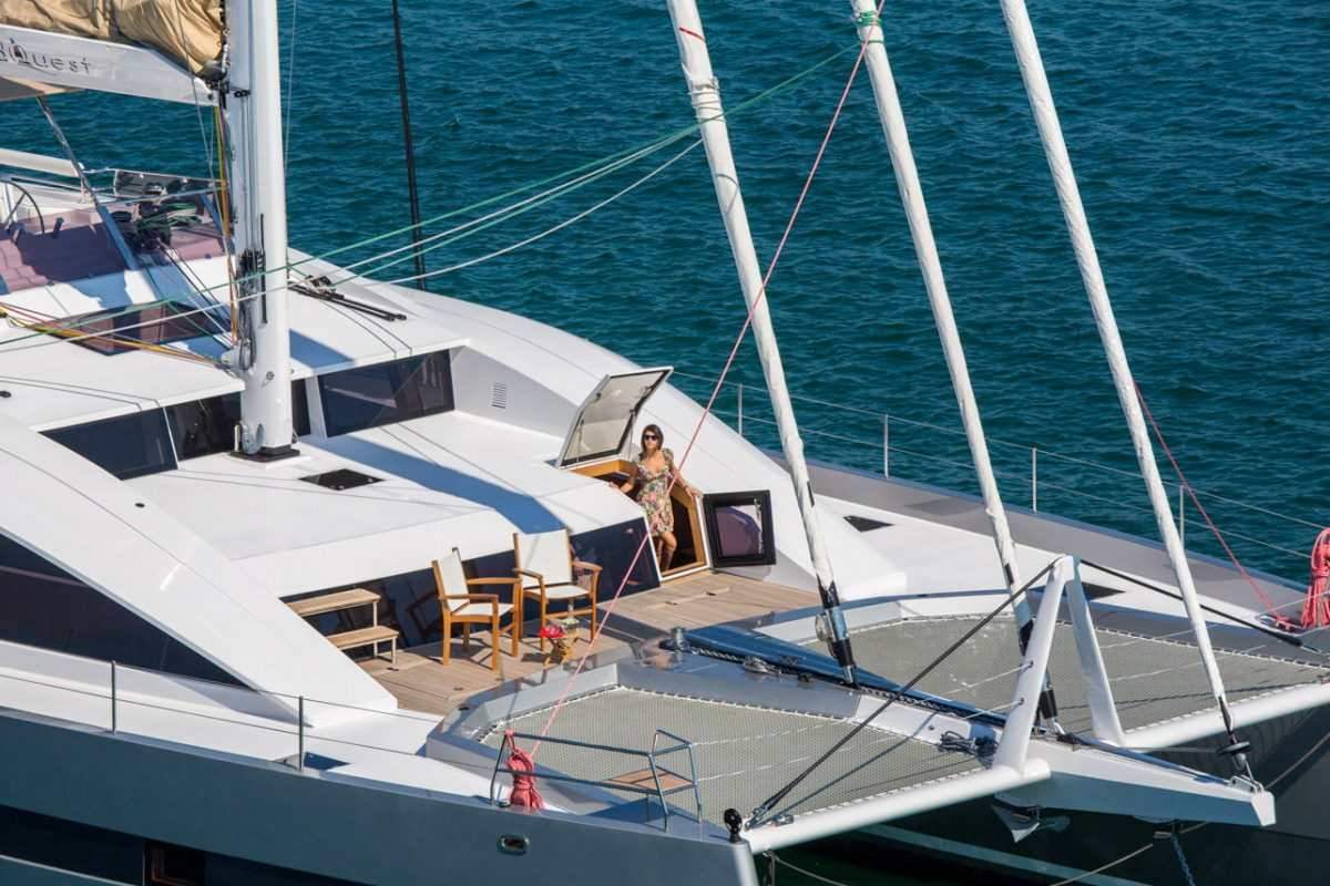 Image of WINDQUEST yacht #15