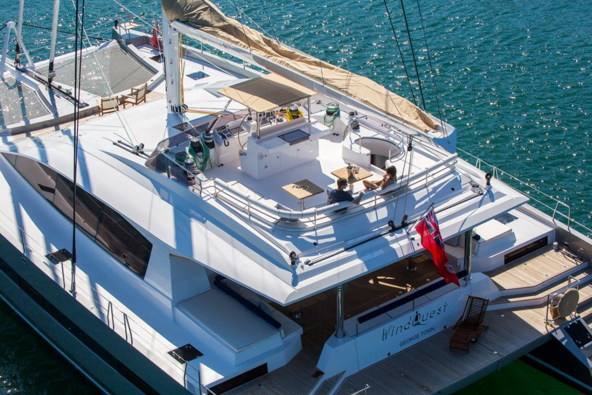 Image of WINDQUEST yacht #5