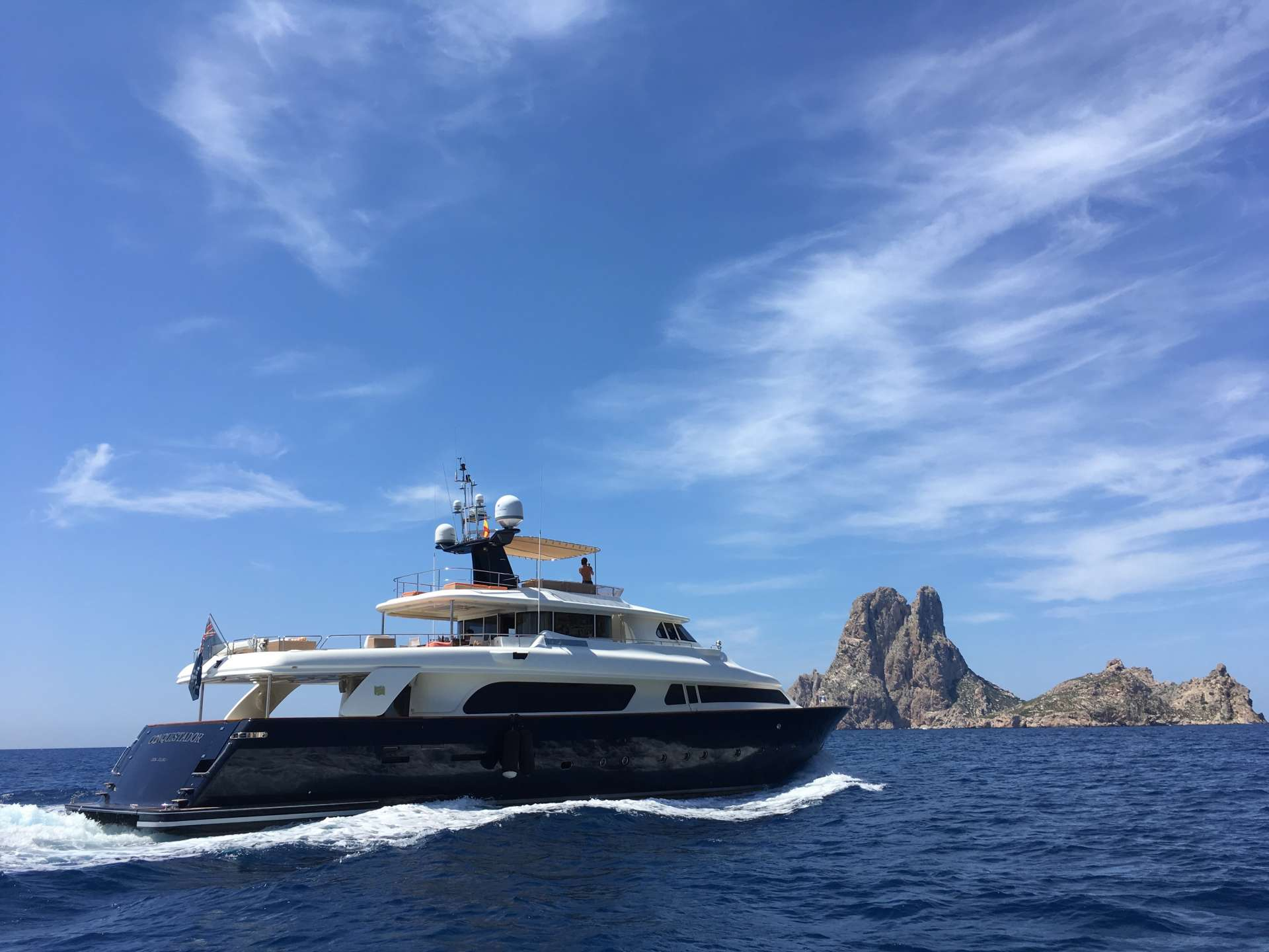 Image of CONQUISTADOR yacht #19