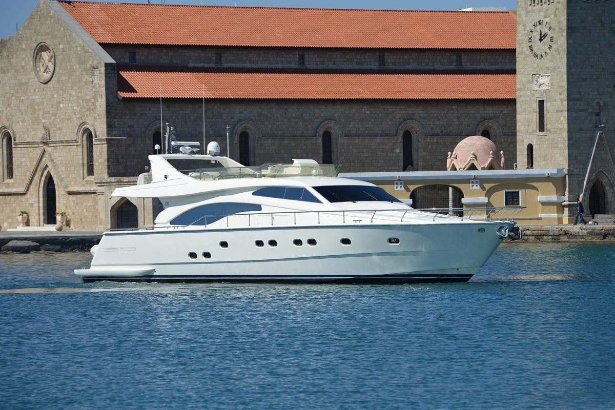 Image of MARY yacht #11