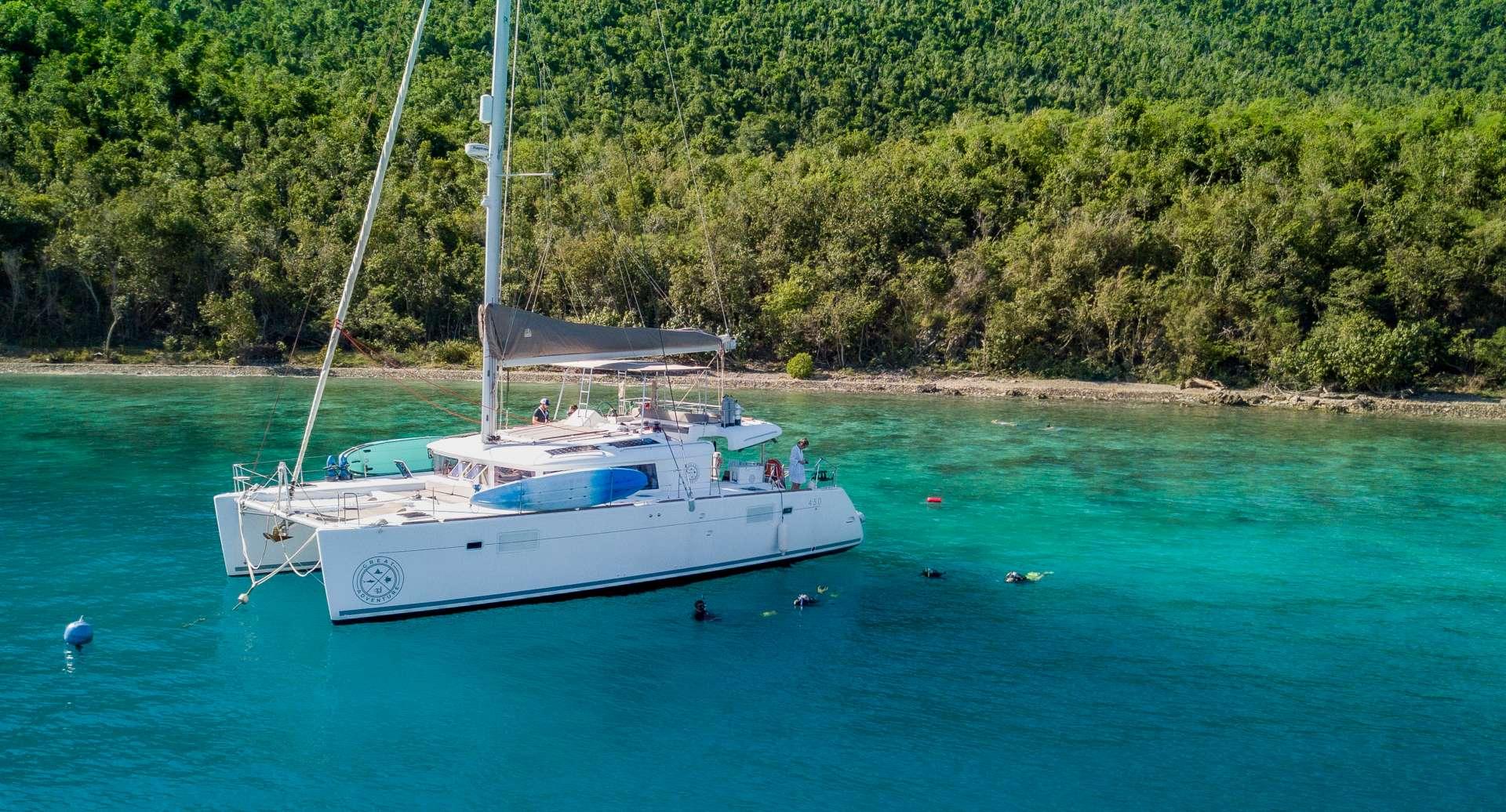 Main image of GREAT ADVENTURE yacht
