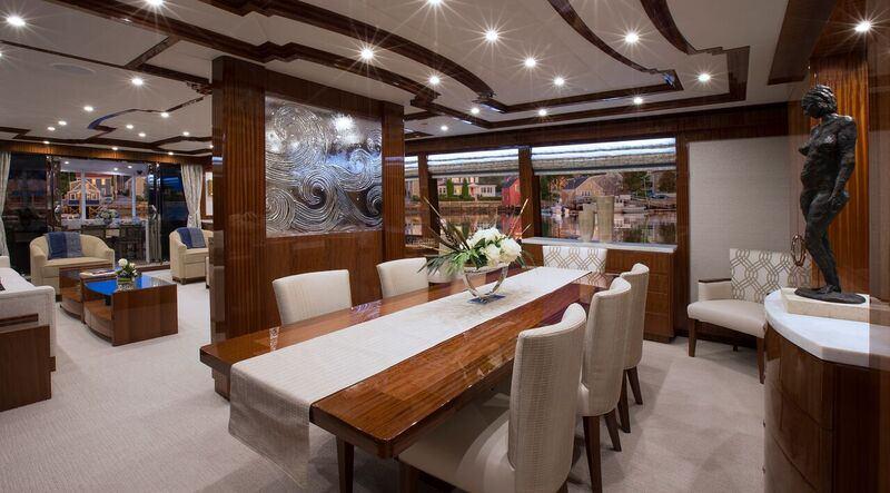 RENAISSANCE yacht image # 2