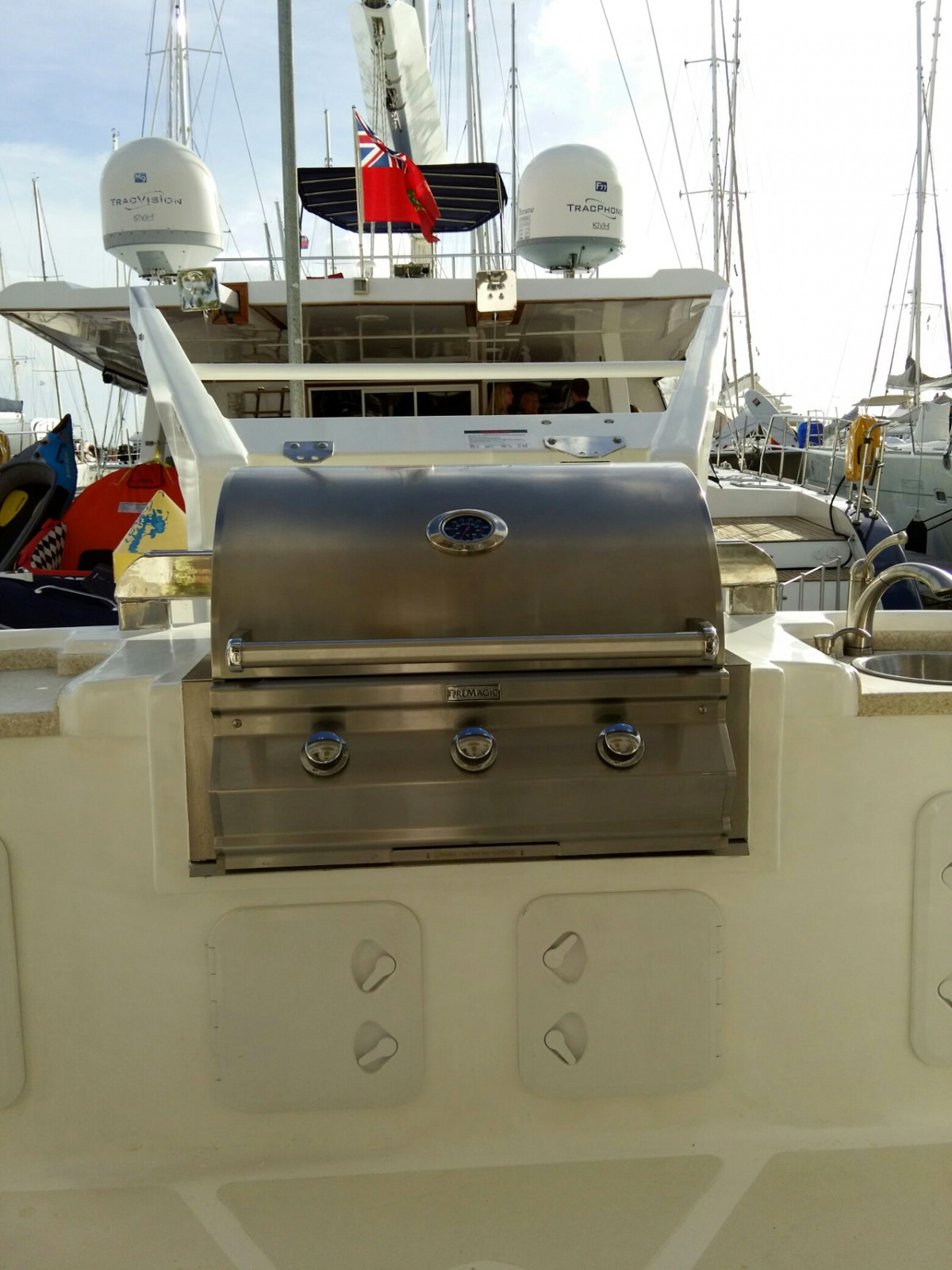Image of MANNA yacht #17