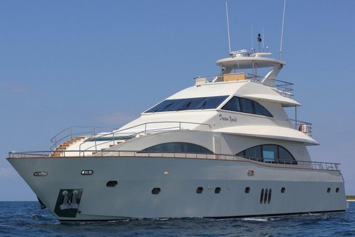 DREAM YACHT Yacht Charter Motor Boat Ritzy Charters