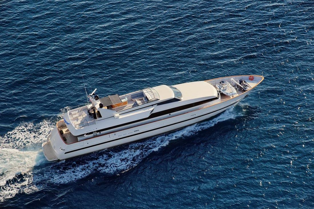 Main image of OBSESION 120 yacht