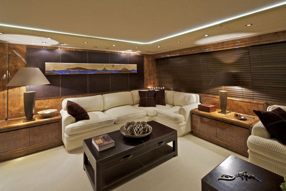 Image of OBSESION 120 yacht #12