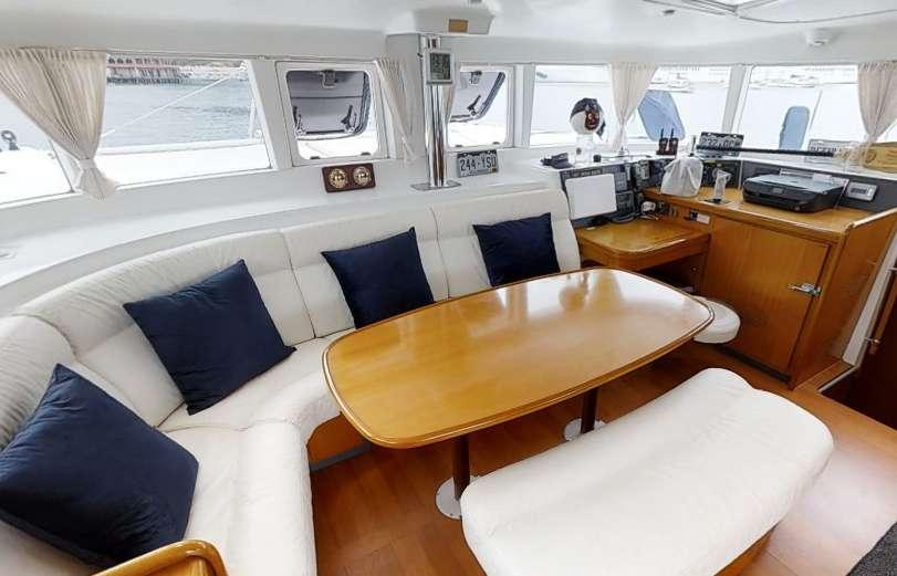 ALTITUDE ADJUSTMENT yacht image # 1