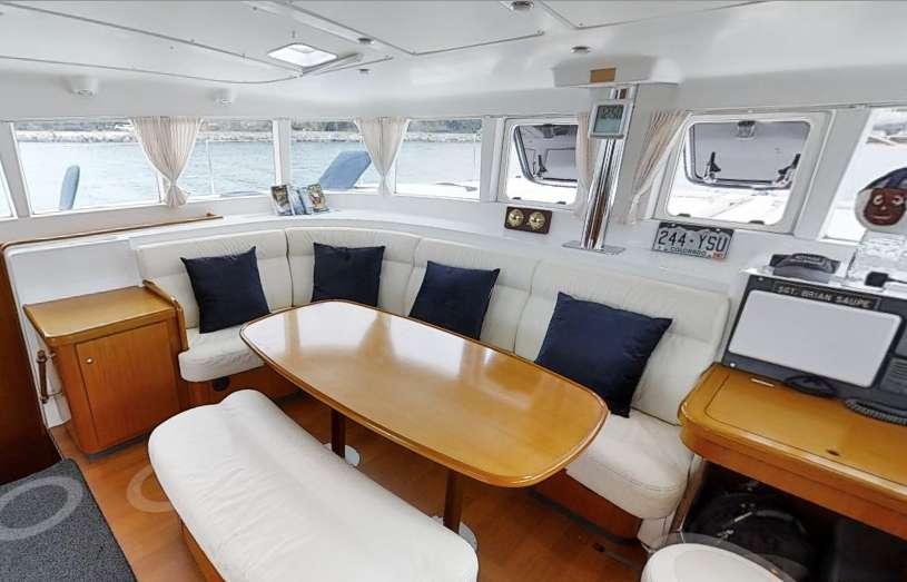 ALTITUDE ADJUSTMENT yacht image # 2