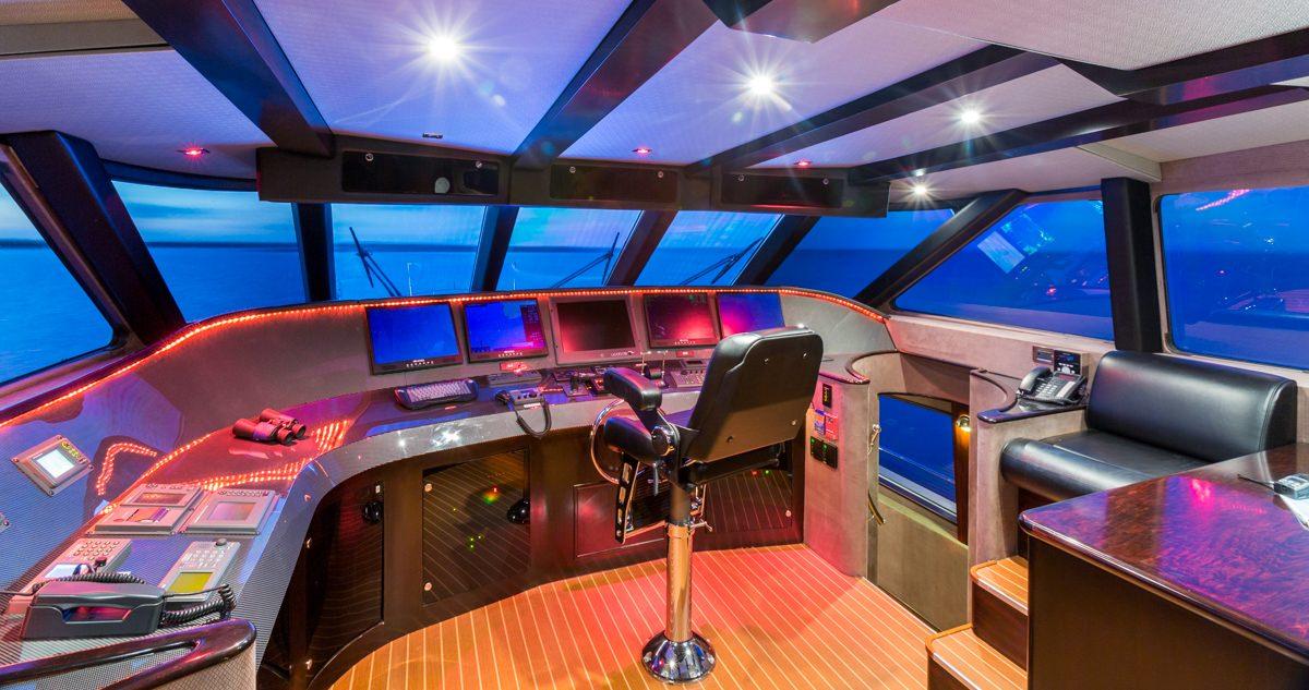 Image of UNBRIDLED yacht #12