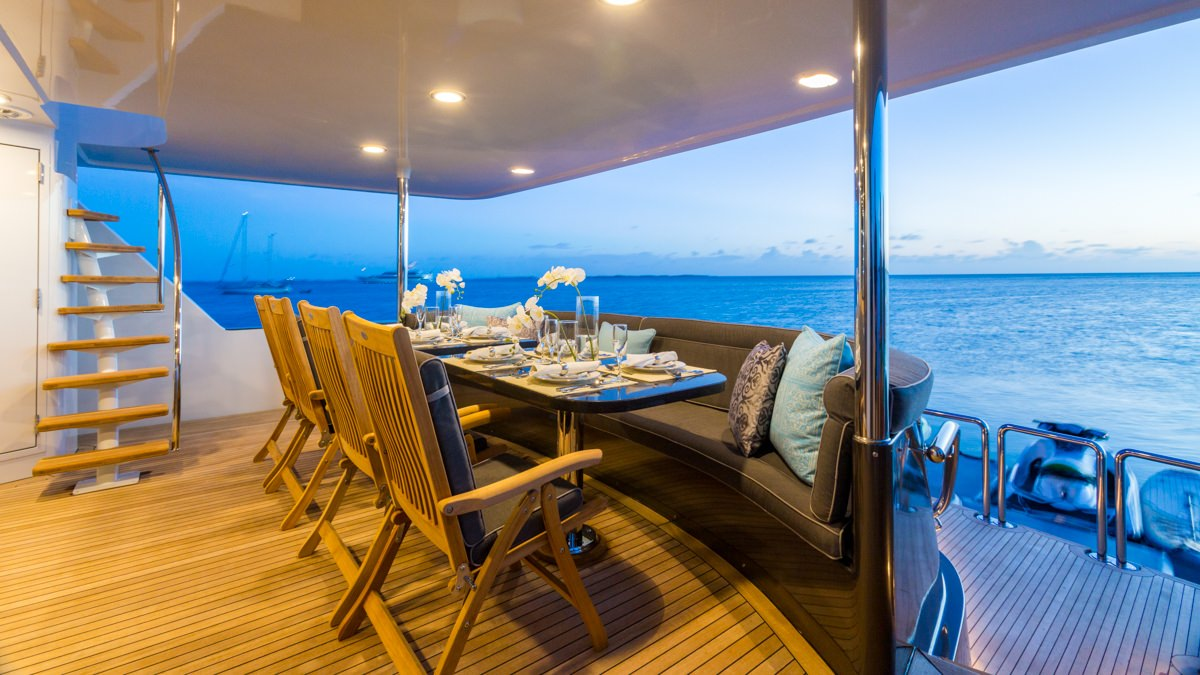 Image of UNBRIDLED yacht #4