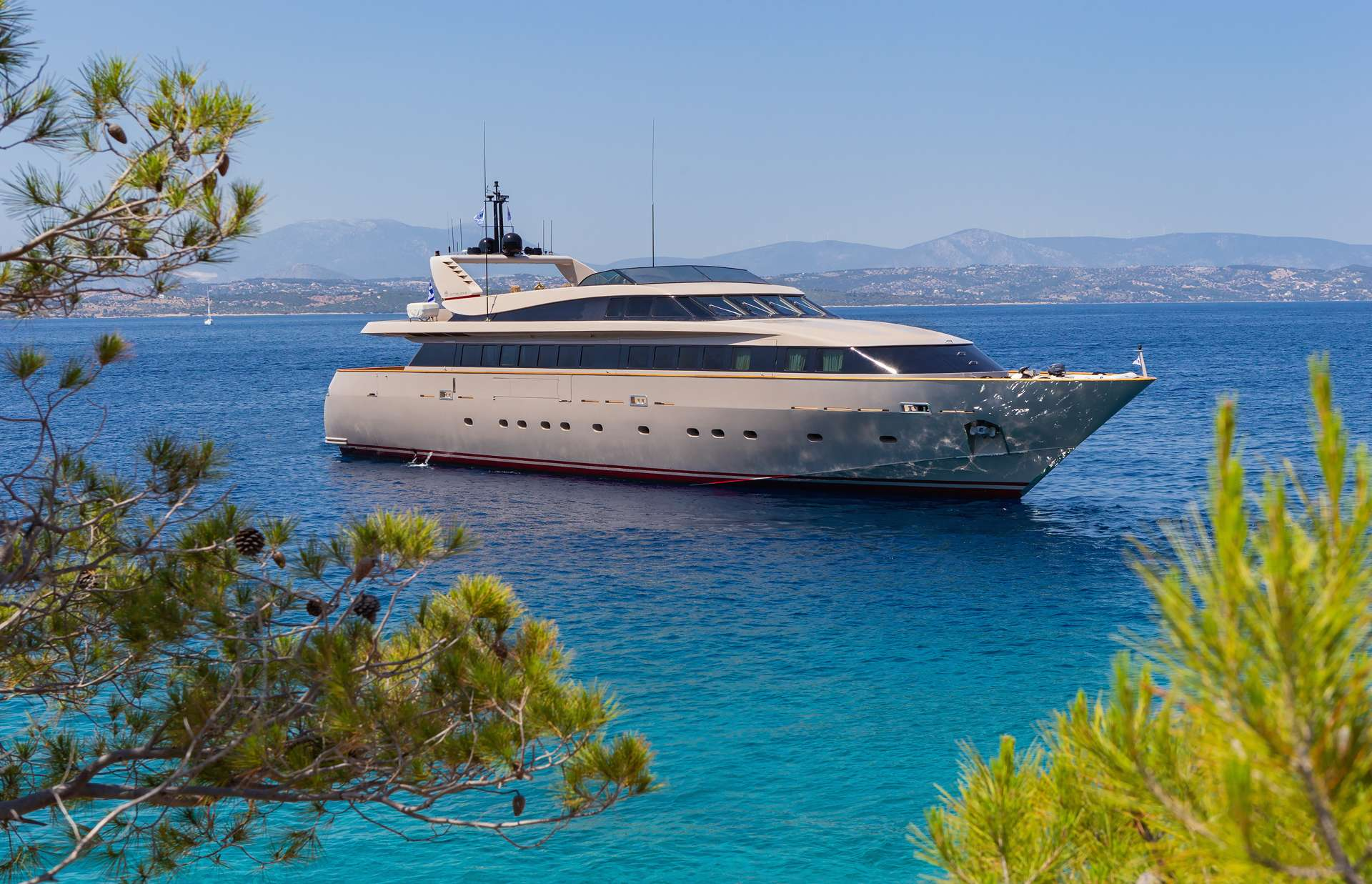 Main image of CHRISTINA V yacht