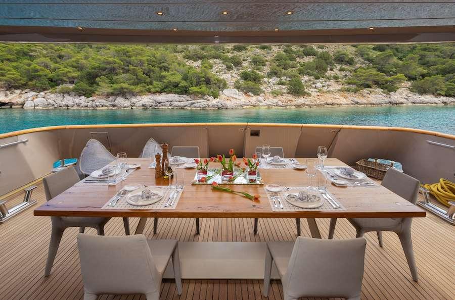 Image of CHRISTINA V yacht #4