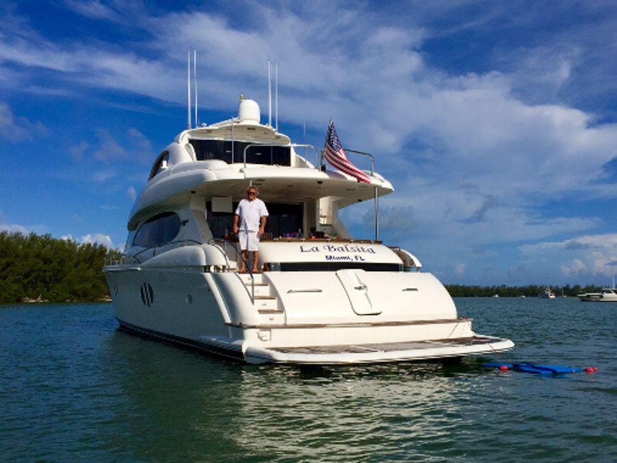 Image of LA BALSITA yacht #11