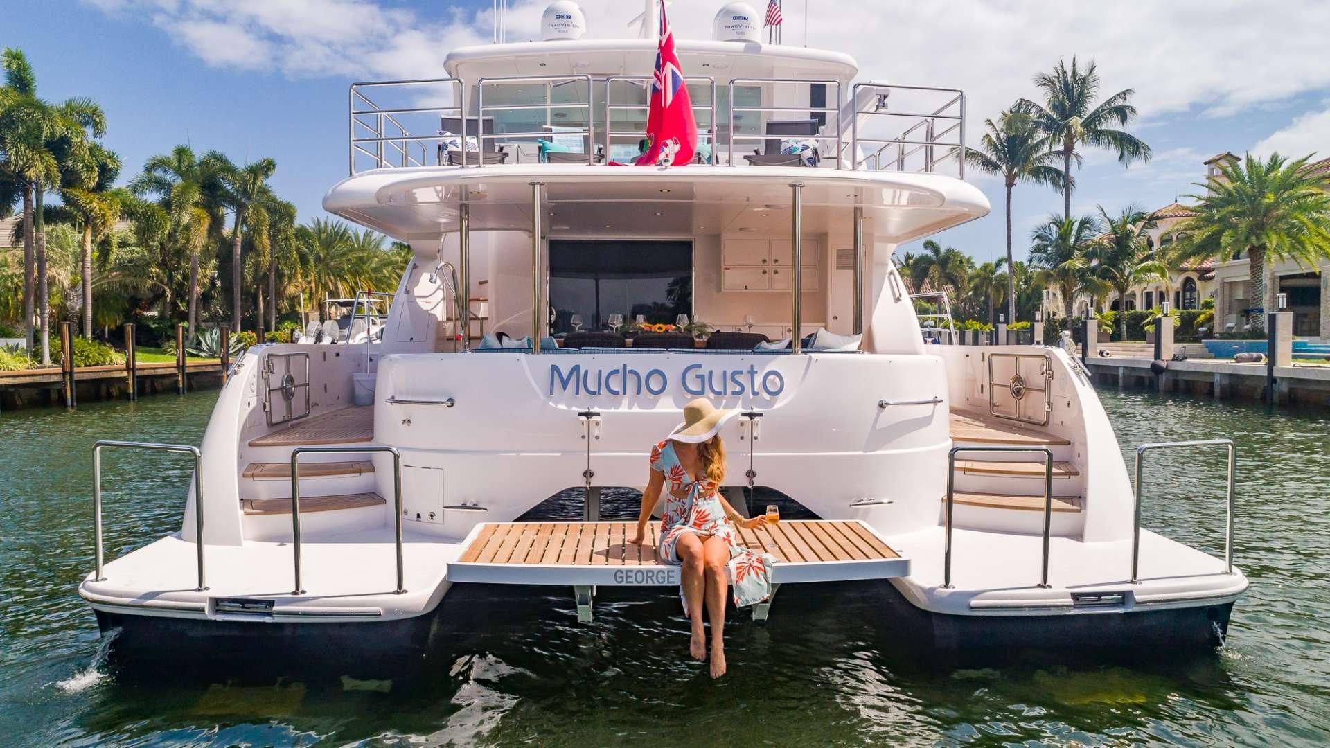 MUCHO GUSTO yacht image # 3