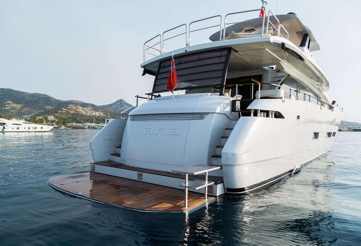 Image of LARA yacht #19