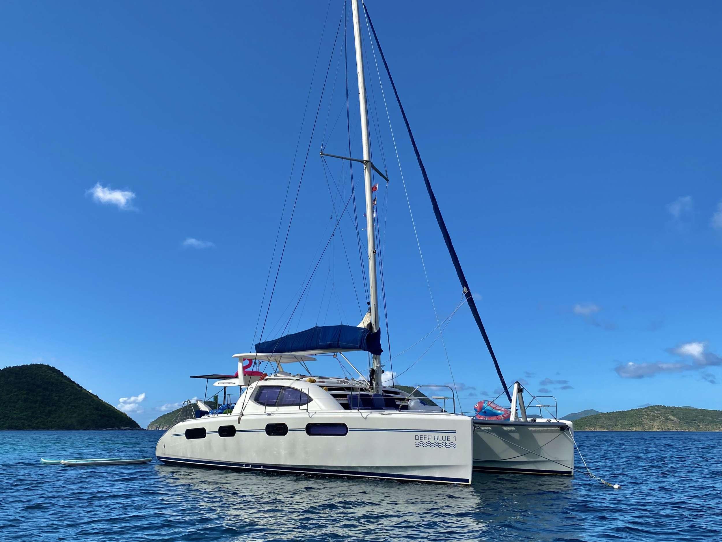 Main image of DEEPBLUE yacht