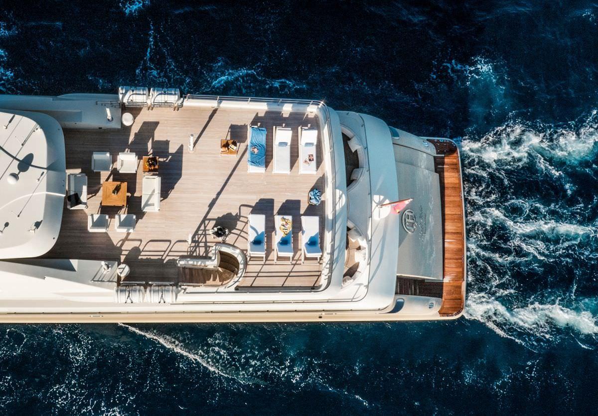 Image of LIGHT HOLIC yacht #17