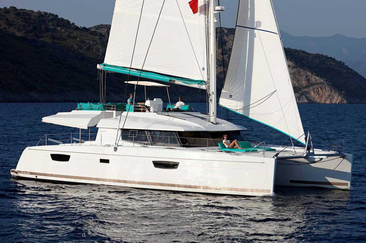 Main image of SWEET PEA yacht