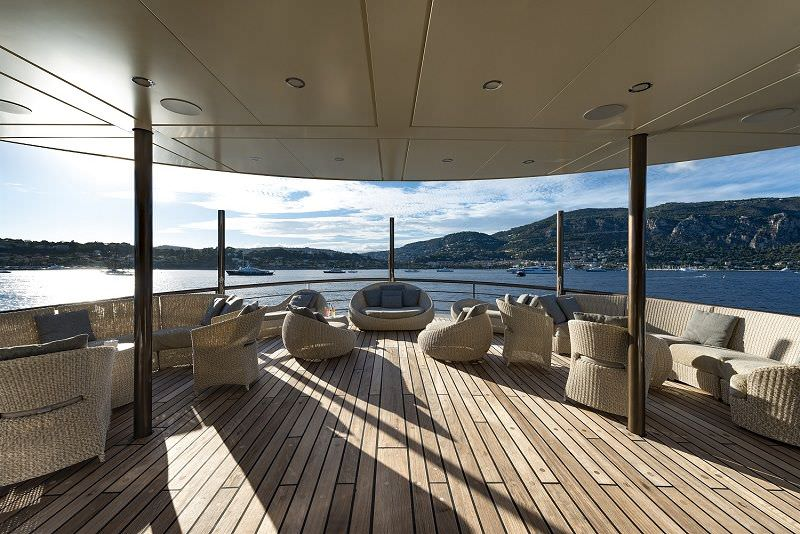 Image of CHAKRA yacht #17