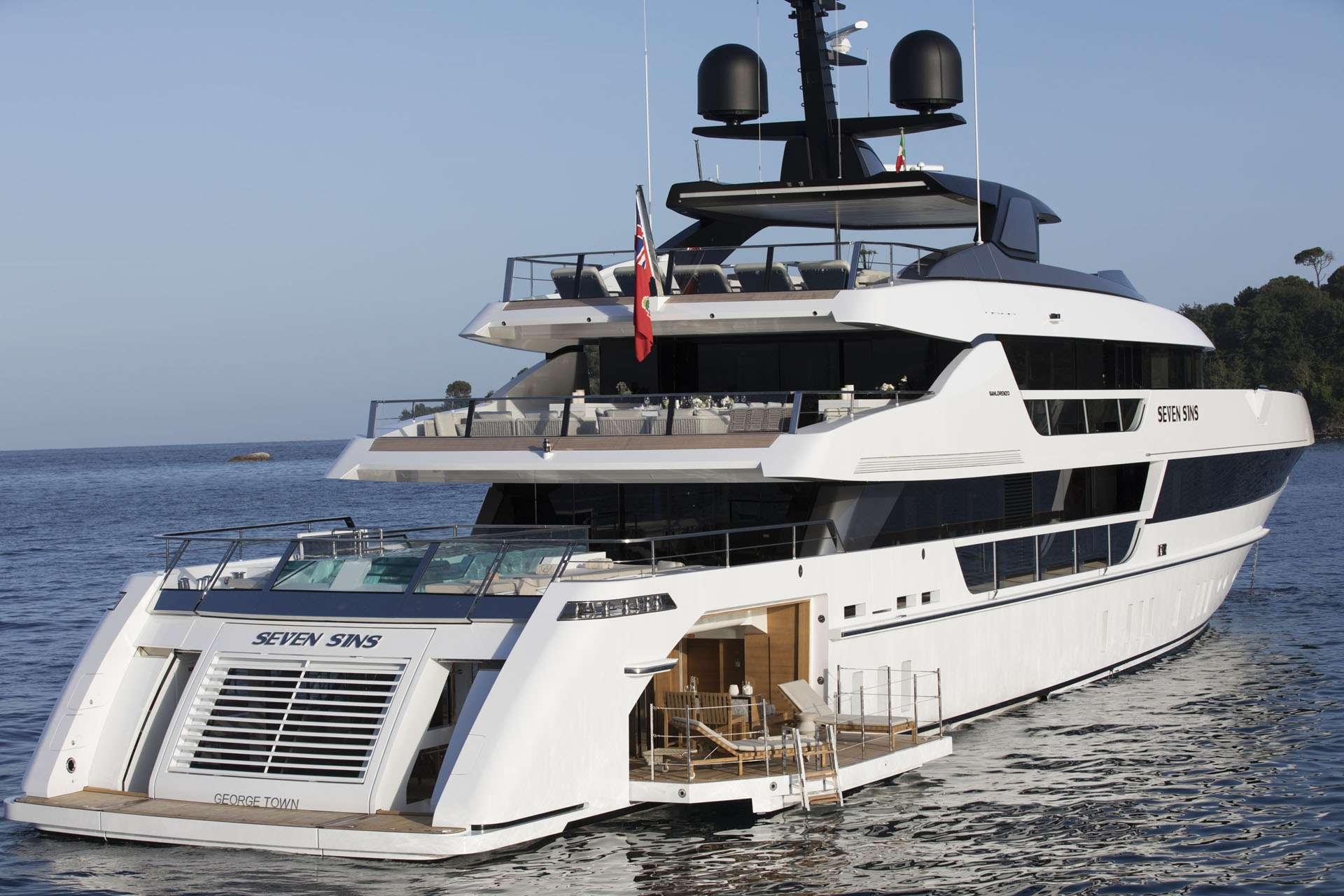 Image of SEVEN SINS II yacht #16