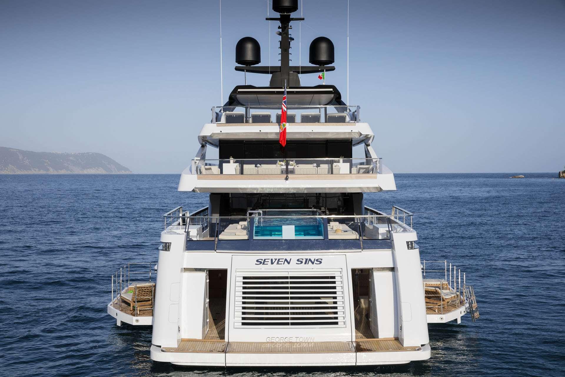 Image of SEVEN SINS II yacht #18