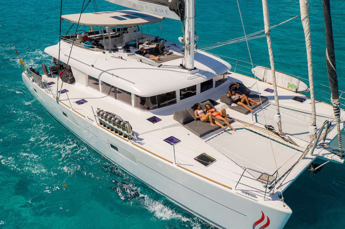 SPLIT SECOND yacht image # 14