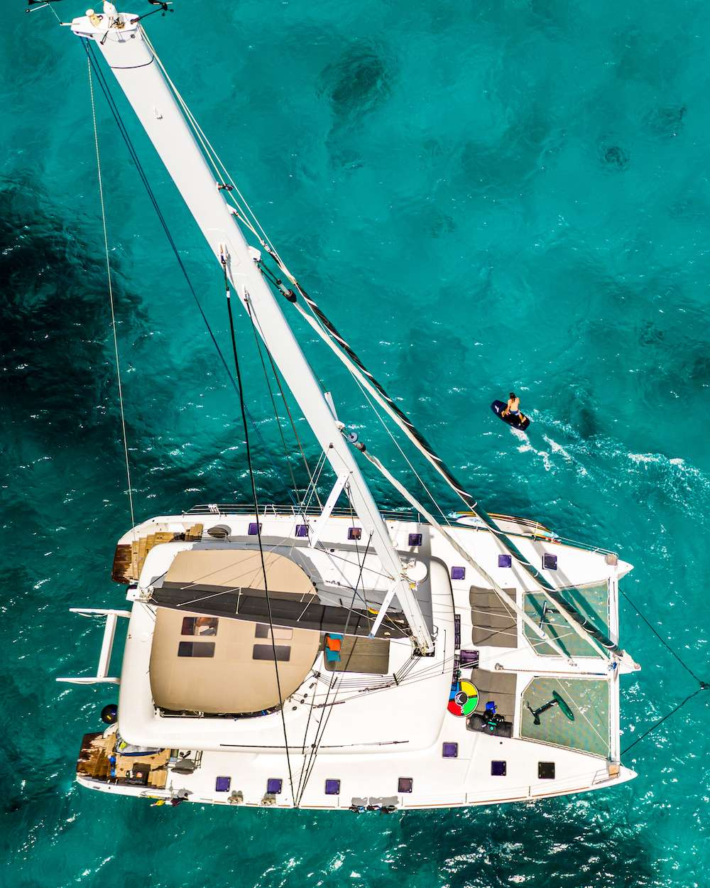 Image of TWIN FLAME yacht #16