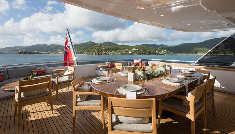 Image of BROADWATER yacht #13