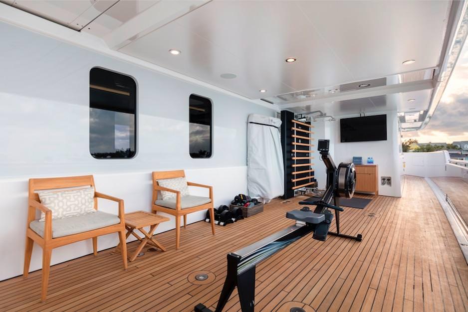 Image of BROADWATER yacht #14