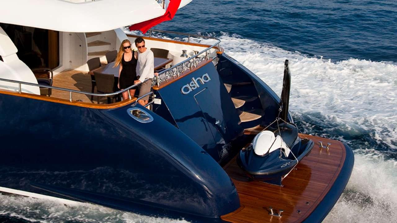 Image of ASHA yacht #14