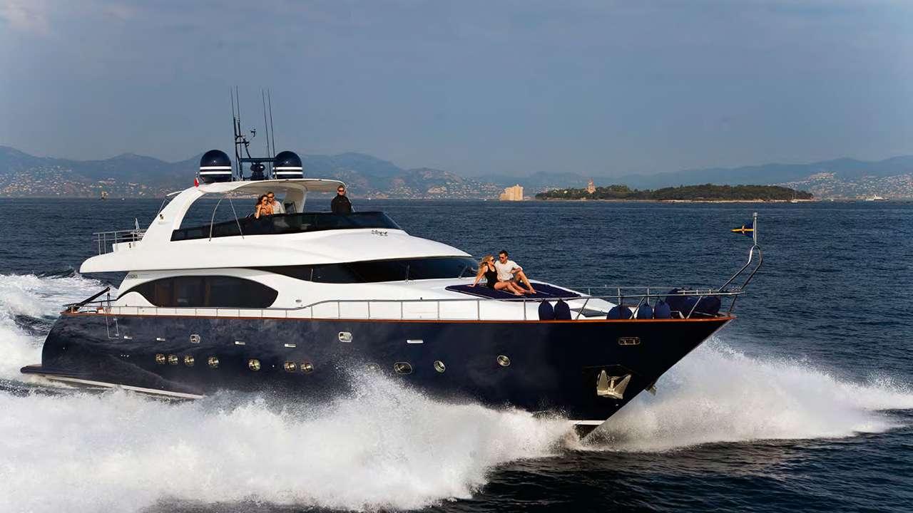 Image of ASHA yacht #17