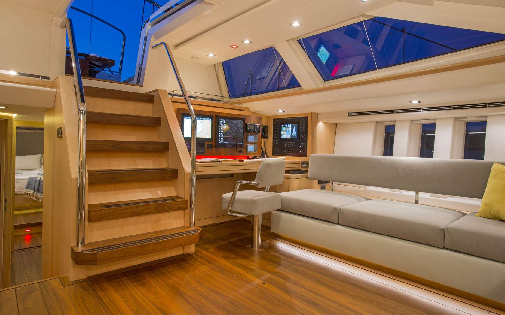 Image of GRAYCIOUS yacht #5