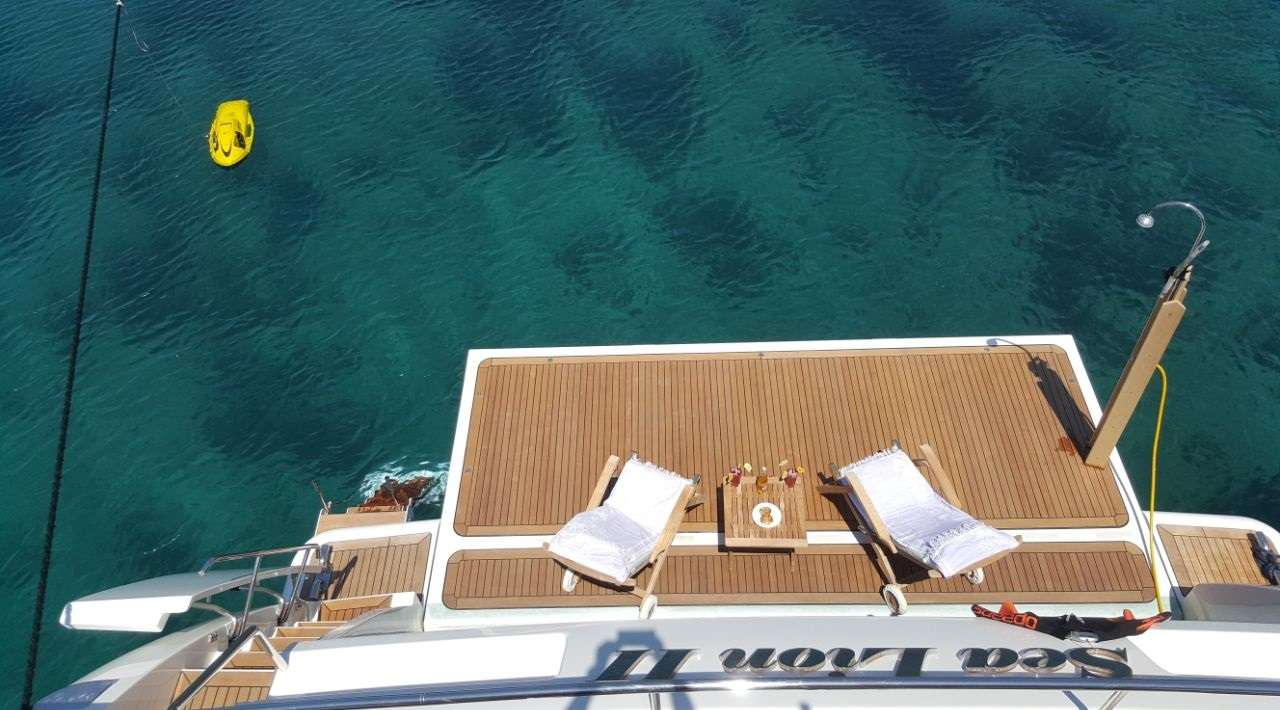 SEA LION II yacht image # 6